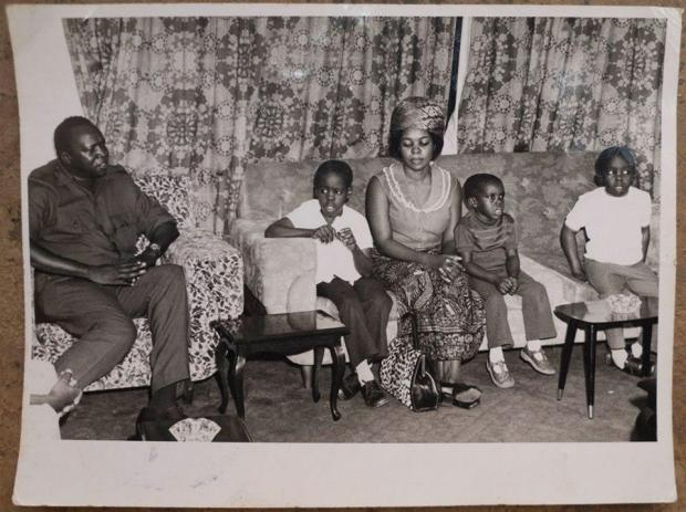days after the January 25th 1971 coup. Amin is here letting Mama Miria know that no harm will happen to her or her children