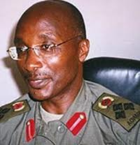 General Kale kayihura is IGP in Uganda