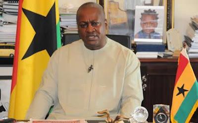 Ghana's New President; John Dramani Mahama