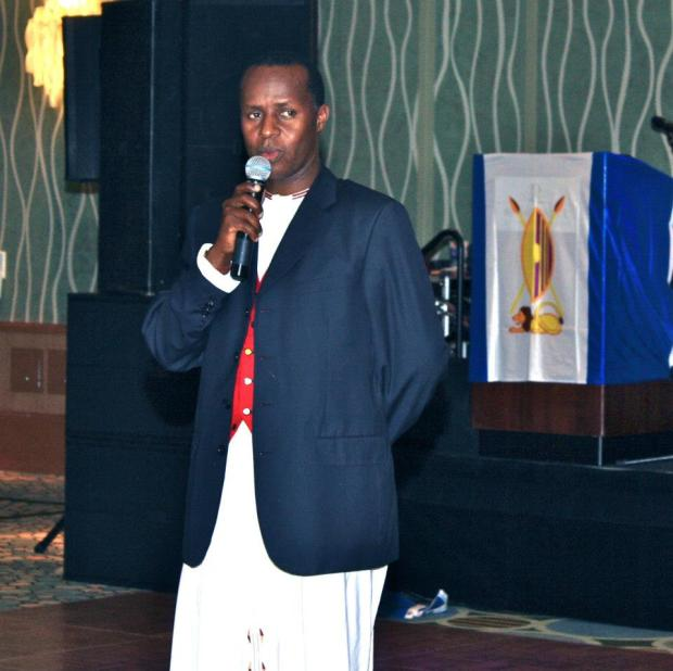 Prince Wasajja at 2012 Tabamiluka in Boston