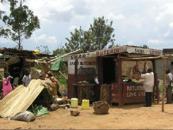 Life goes on in Uganda.Na taka nunuwa yaama?