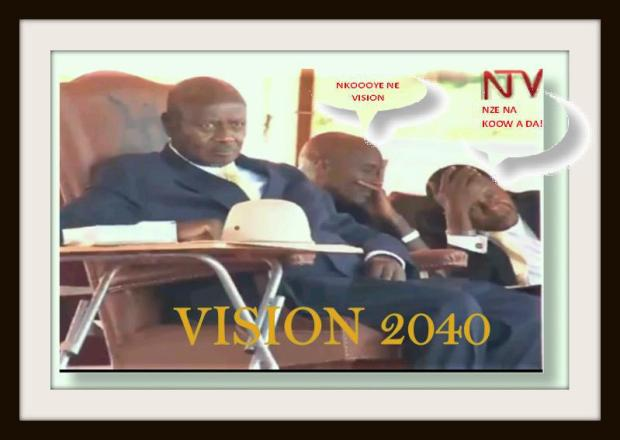 Museveni vision 2040 has raised many questions