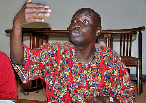 Where is UPC's Otunu? He has been a disappointment to the opposition ever since he came back from exile.