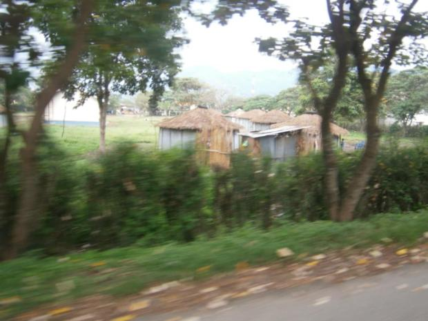 police quarters at Kasese