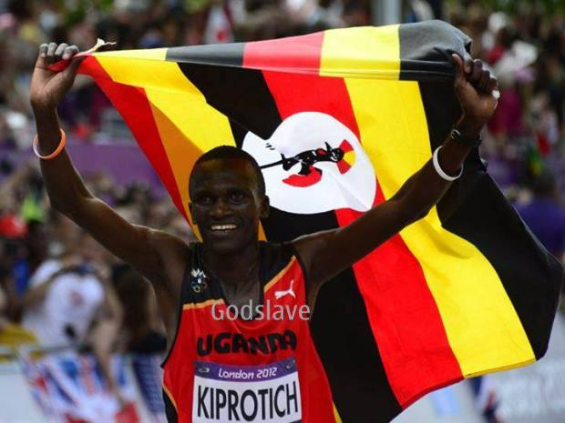 Olympic Marathon Champion Stephen Kiprotich is now World Marathon Champion after stunning perfomance at Moscow2013