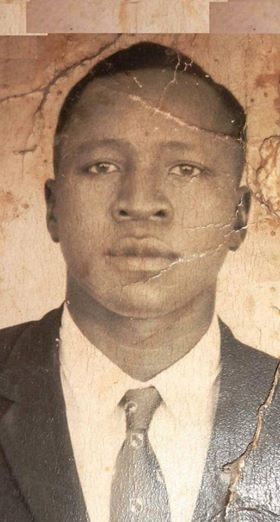 33 year Old Idi Amin Dada 1961