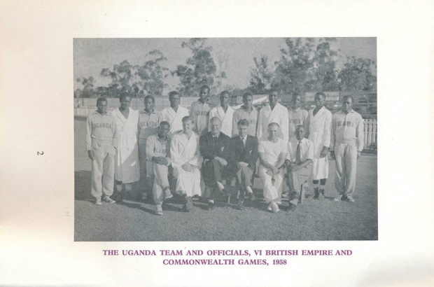 1958 Commonwealth Games - Cardiff