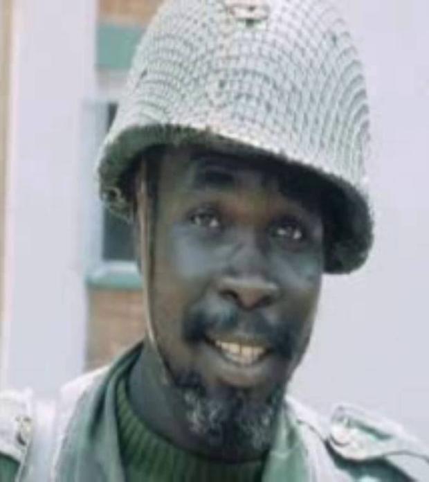 Oyite Ojok in 1979