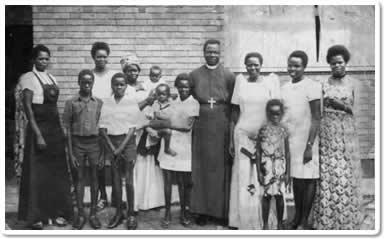 Archbishop Janani Luwum; Mary Luwum; family and relatives