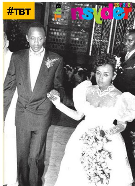 This is Uhuru Kenyatta and the first lady Margret Kenyatta back in the days. Is he the coolest Prezzi around? what do you think?