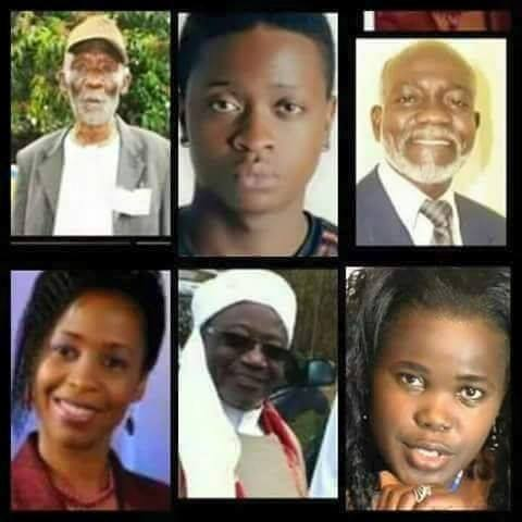 April 2015 will never be forgotten. It has claimed our own. My they rest in peace.
