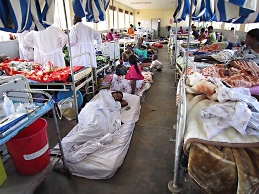 University Hospital in Uganda