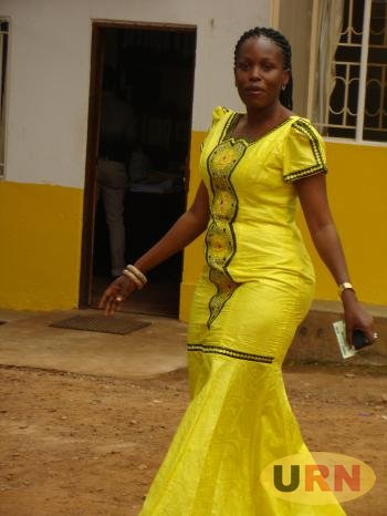 Former Police spokesperson, Judith Nabakooba the newly elected Woman MP Mityana District
