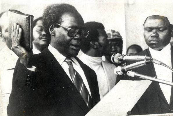 Obote And Upc Ugandans At Heart